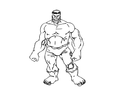 Small Picture Incredible Hulk Coloring Pages Bebo Pandco
