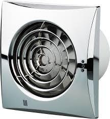 Вытяжной <b>вентилятор Vents</b> 100 <b>Квайт</b> хром купить в магазине ...