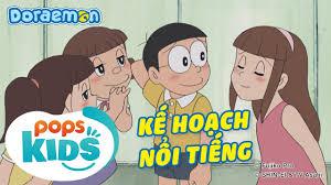 S8] Doraemon Tập 390 - Sao Băng, Kế Hoạch Nổi Tiếng - Hoạt Hình Tiếng Việt