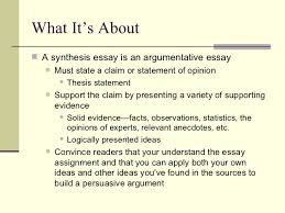 what is a synthesis essay synthesis essay writing help buy what is a synthesis essayap synthesis essay review