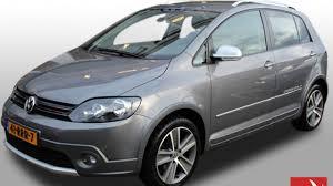 Volkswagen Golf Plus Cross 1.4TSI 122pk Executive - YouTube