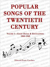 You And The Night And The Music Chart Popular Songs Of The 20th Century Chart Detail And