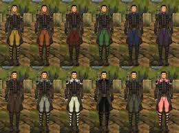 Guild Wars Dye Chart User Kristofferus Obsidian Armor Dye Charts Guild Wars