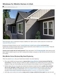 vinyl replacement windows for mobile homes. Mobile Homes Windows For In Utah 17. Architecture Vinyl Replacement E