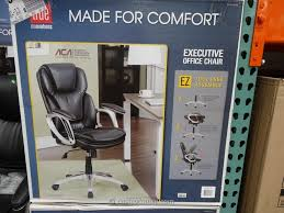 true innovations executive office chair inside costco office chairs in