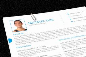 Personal Trainer Resume Resume Templates Creative Market