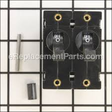 generac xp8000e parts list and diagram ereplacementparts com 27a circuit breaker 6 5kw