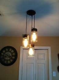 allen roth vallymede 984in barn multilight clear glass jar pendant lowes 100 kitchen pinterest light fixtures l73