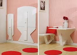 creative space saving furniture. 30 Creative Space Saving Furniture Designs For Small Homes Hideable