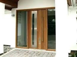 modern front double door. Modern Double Doors Exterior Entry Door With Glass Contemporary  Front Modern Front Double Door
