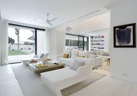 All White Living Room Blogbyemycom - Living room style