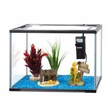 Fish Tank Pets At Home Kids Aquarium With Filter 24 Litre Pets At Home