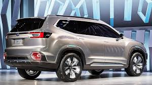 2018 subaru 7 seater. plain 2018 subaru viziv 7 suv concept rear throughout 2018 subaru seater k