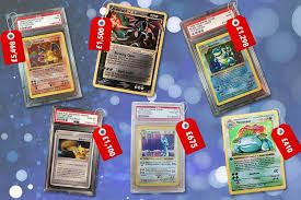 Pokemon Card Value Chart Your Old Pokemon Cards Could Be Worth More Than 5 400