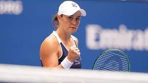 Ashleigh Barty vs Clara Tauson Tennis ...
