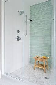 focal shower wall choose the right bathroom tile