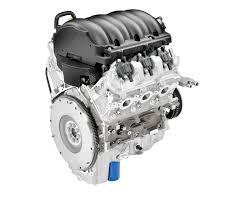 4.3L LV1 V-6 Aluminum-Block Engine