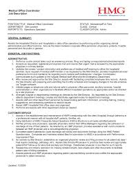 Project Coordinator Resume Samples Project Coordinator Resume Office  Coordinator Resume Sample