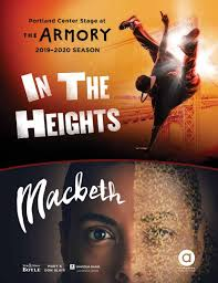 Portland Armory Seating Chart In The Heights Macbeth Portland Center Stage At The