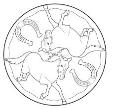Mandala Da Colorare Animali L Idea Migliore E Pi Completa Di Con