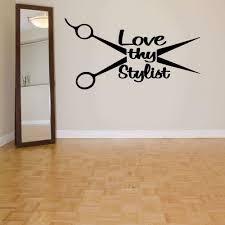 wall decor luxury wall art ideas design salon sticker wall art
