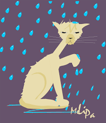 cat in the rain essay symbolism in cat in the rain a level english  wet clipart clip art clip art on clipart wet cat clipart