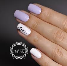 Good Nail Polish Designs Nail Art 3951 Purple Nails Trendy Nails Light Purple Nails