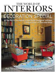 The world of interiors october 2017 by Smadar Dvora - issuu