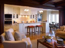 Superb Stunning Open Kitchen Living Room Decoration Backyard In Open Kitchen  Living Room Ideas Design
