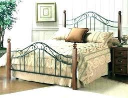 black iron king bed – cokedummy.info