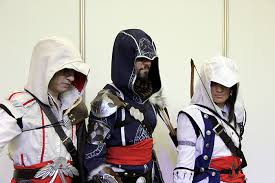Assassins Creed Costume Pattern Interesting Assassin Hood Costume Patterns Xpost Rcosplay Assassinscreed