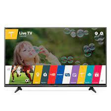 LG 43UF6807 43'' (108 CM) 4K UHD WEBOS SMART LED TV,DAHİLİ UYDU ALICI -  Vatan Bilgisayar