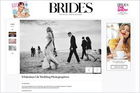 Named 1 Of Top 9 Wedding Photographers In The Uk 2017