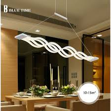led pendant lighting for kitchen. aliexpresscom buy new creative modern led pendant lights kitchen acrylicmetal suspension hanging ceiling lamp for dinning room lamparas colgantes from led lighting