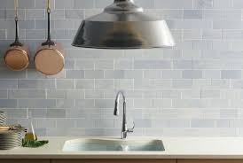 Ann Sacks Glass Tile Backsplash Minimalist Unique Decorating