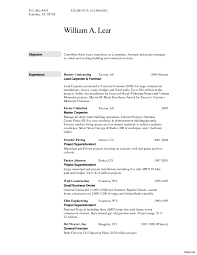 Template Best Construction Labor Resume Example Livecareer Templates