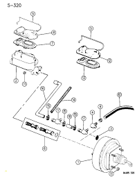 1994 jeep grand cherokee master cylinder diagram