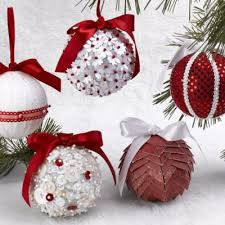 homemade outdoor xmas decorations | Christmas Ornaments in 5 Minutes {Handmade  Christmas Oranments}