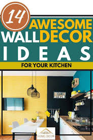 14 awesome wall decor ideas for your