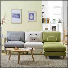 Decoration Ideas Fancy Cream Fabric Sectional Sofa And Rounded Coffee Table Ideas For Sectional Couch