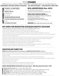 Creative Director Resume Free Resume Example And Writing Download