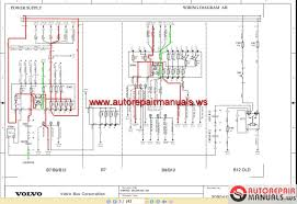 volvo bus b7 b9 b12 wiring diagram auto repair manual forum