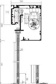 brilliant sliding glass door plan with best 25 automatic sliding doors ideas sliding door