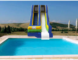 inflatable inground pool slide. Inflatable Inground Pool Slide A