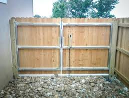 Double fence gate Build Wood Fence Double Gate Related Gorgeous Fence Wooden Fence Gate Plans Hypnotizing Wood Fence Double Fence Wood Fence Double Gate Mytownhallinfo Wood Fence Double Gate Fence Gates Double Gates Wood Fence Double
