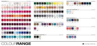 Lcn Gel Color Chart Lcn Colour Range 2015 Colour Gels And Effect Gels Gel