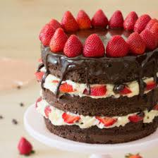 Chocolate Strawberry Cake Preppy Kitchen