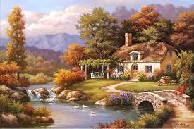 sung kim cottage stream
