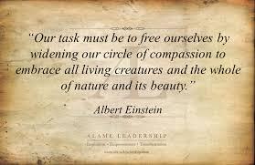 Albert Einstein's Quotes Week Alame Leadership Inspiration Magnificent Very Inspiring