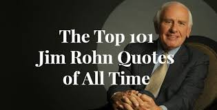 Jim Rohn Quotes New The Top 48 Jim Rohn Quotes Of All Time